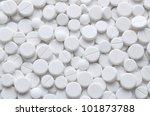 White Pills  Tablets ...