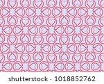 seamless repetitive pattern ...   Shutterstock .eps vector #1018852762