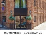 batumi georgia 11 july 2017 ... | Shutterstock . vector #1018862422
