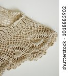 Beige Pineapple Crochet Patter...