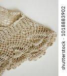 Beige Pineapple Crochet Patter...