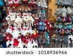 colmar  france   january 05 ... | Shutterstock . vector #1018936966