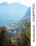 italy landscape villa ruffolo... | Shutterstock . vector #1018997452