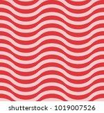 wavy chevron seamless repeat... | Shutterstock . vector #1019007526
