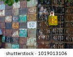 usa  co  crested butte   aug 3  ...   Shutterstock . vector #1019013106