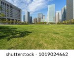 cityscape and skyline of... | Shutterstock . vector #1019024662