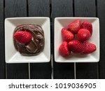 sweet dessert   chocolate... | Shutterstock . vector #1019036905