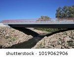 A New Bridge Across A Small...
