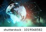digital illustration art... | Shutterstock . vector #1019068582