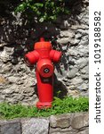 A Fire Hydrant  Also Fireplug ...