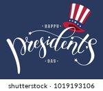Happy President's Day Design...