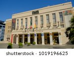 rome  italy   august 16  2017 ... | Shutterstock . vector #1019196625