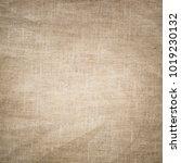 crumpled linen texture | Shutterstock . vector #1019230132