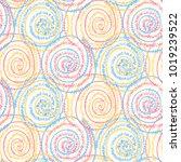 bright light colors seamless...   Shutterstock .eps vector #1019239522