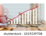 financial concept image | Shutterstock . vector #1019239708