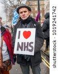 london  england. 3rd february... | Shutterstock . vector #1019241742