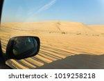 desert safari dune bashing   Shutterstock . vector #1019258218