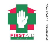 First Aid Station Promotional...