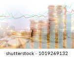financial concept image | Shutterstock . vector #1019269132