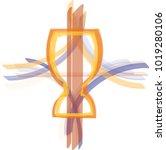 an abstract vectorillustration...   Shutterstock .eps vector #1019280106