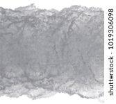 dark grey watercolor textile... | Shutterstock .eps vector #1019306098