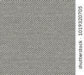 abstract monochrome irregular... | Shutterstock .eps vector #1019320705