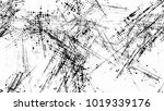 halftone grainy texture with... | Shutterstock .eps vector #1019339176