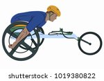 illustration of an invalid... | Shutterstock .eps vector #1019380822