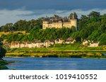 the castle of chaumont sur... | Shutterstock . vector #1019410552