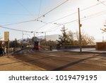 bern  switzerland jan 3  2017 ... | Shutterstock . vector #1019479195