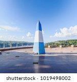 puerto iguazu  argentina  ... | Shutterstock . vector #1019498002