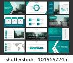 green bundle infographic... | Shutterstock .eps vector #1019597245