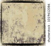 texture beige grunge | Shutterstock . vector #1019612086
