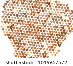 beautiful background with an... | Shutterstock .eps vector #1019657572