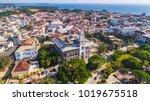 stone town  zanzibar  tanzania. | Shutterstock . vector #1019675518