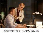 business  deadline and... | Shutterstock . vector #1019723725