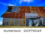 Old Rusty Shed