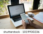 bangkok. thailand. february 4 ...   Shutterstock . vector #1019930236