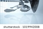 abstract white and black... | Shutterstock . vector #1019942008
