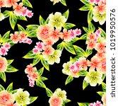 abstract elegance seamless... | Shutterstock . vector #1019950576