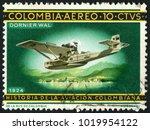 Colombia   Circa 1966  Post...