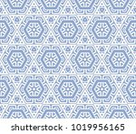 abstract geometric pattern for... | Shutterstock .eps vector #1019956165