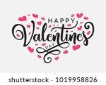 special hand lettering... | Shutterstock .eps vector #1019958826