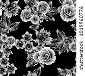 abstract elegance seamless... | Shutterstock .eps vector #1019960776