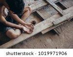 selective soft focus. hands... | Shutterstock . vector #1019971906