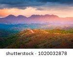 flinders ranges  south australia | Shutterstock . vector #1020032878