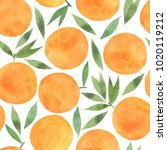 Watercolour Seamless Pattern....
