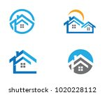real estate   property and... | Shutterstock .eps vector #1020228112