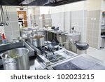 kitchen | Shutterstock . vector #102023215