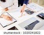 administrator business man... | Shutterstock . vector #1020241822